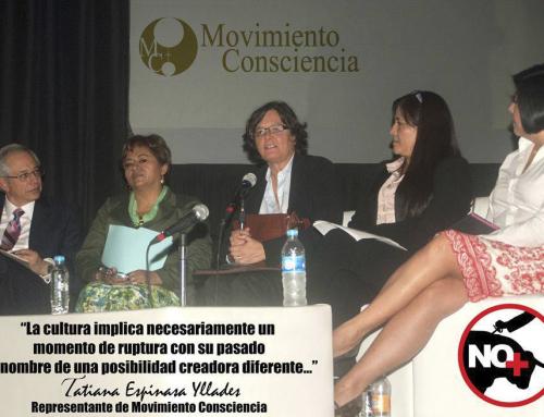 « Morir en nombre de la tradición » por Tatiana Espinasa – Embajadora de Buena Voluntad de Movimiento Consciencia