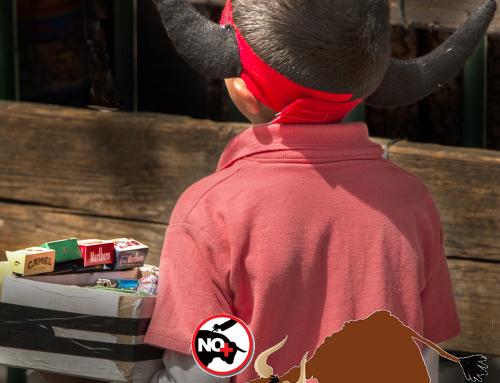 La tauromaquia es un vector de corrupción y explotación infantil. Por una #NiñezProtegida #TorosSítorerosNO