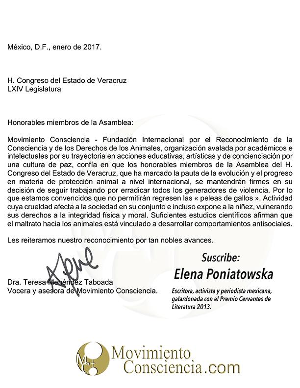 ELENA PONIATOWSKA web